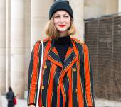 Streetstyle: pair your beanie with a faux-bob this winter