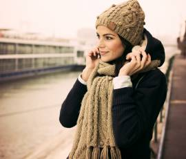 How to nourish your hair this winter