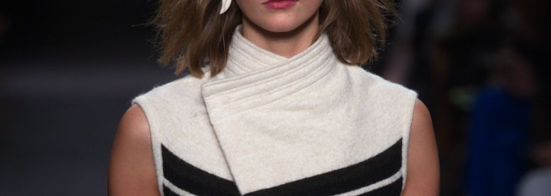 A closer look at winter's latest trend: the wob (wavy bob)