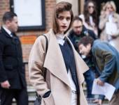 Streetstyle: the loose lengths and quiff combo
