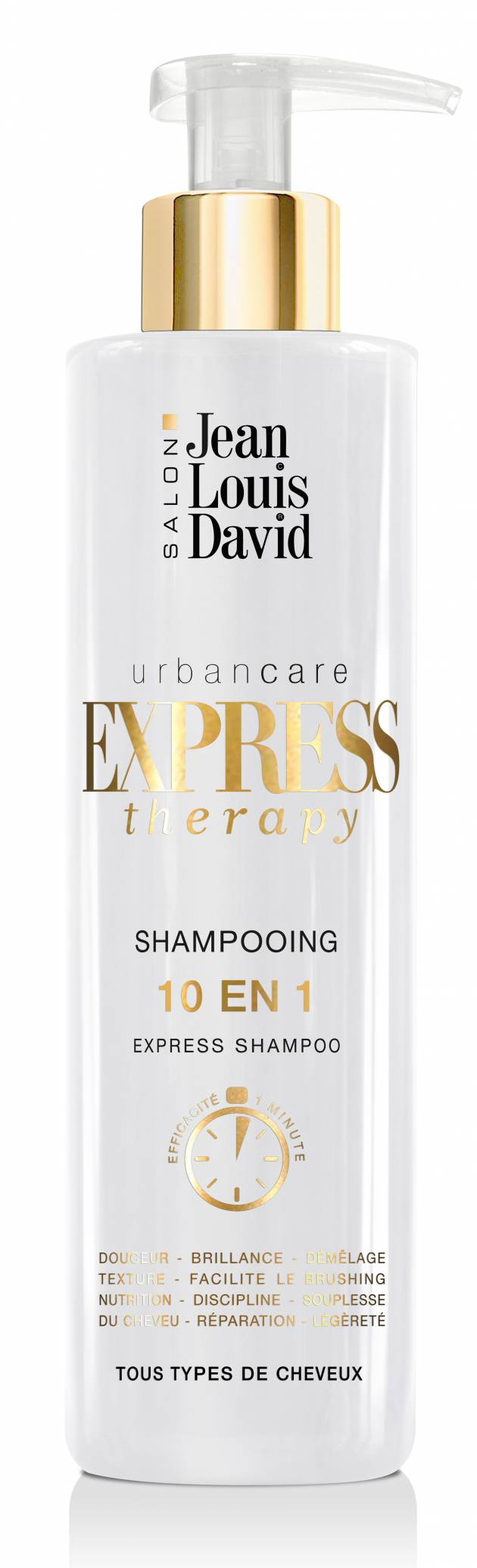 Discover Express Therapy Shampoo