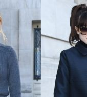 Streetstyle battle: who wore the ponytail best?