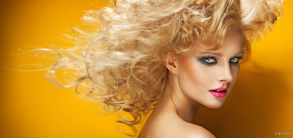 Choosing the blonde hair for you