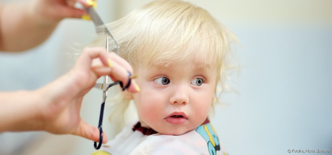 Find out when and how to cut your little one's hair.