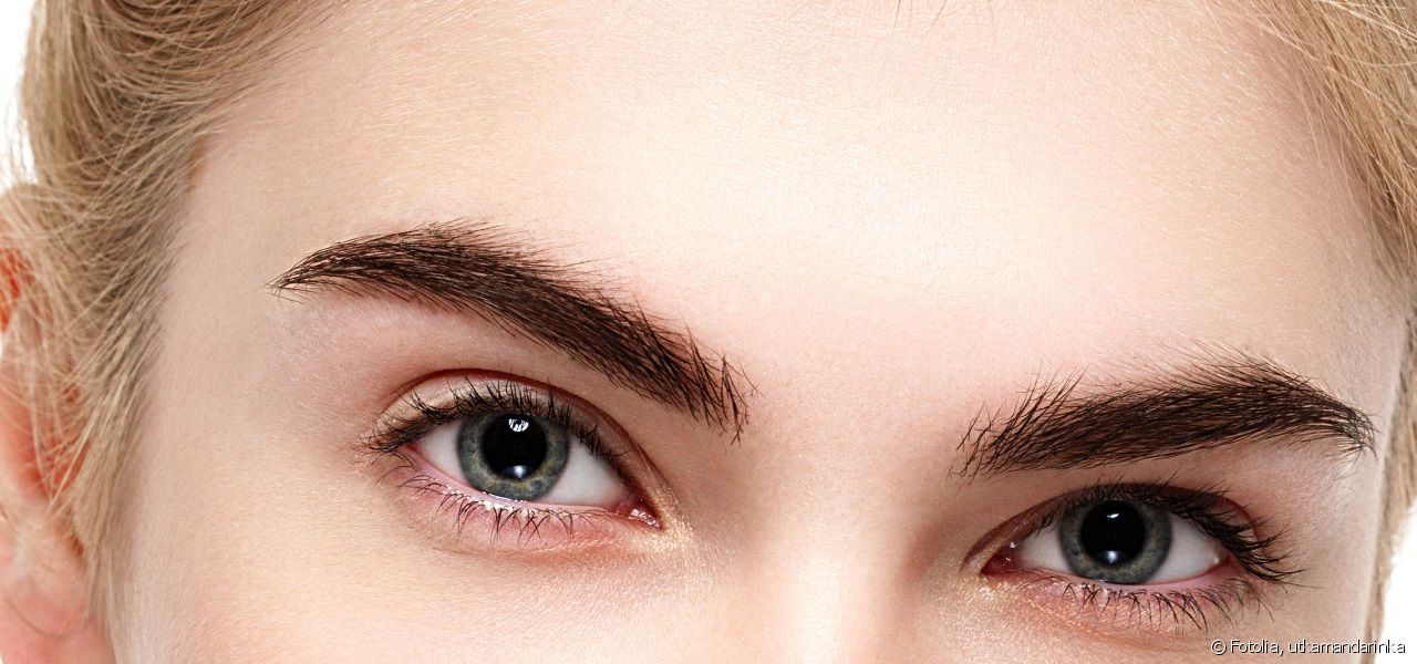 Are you going to dare colour your eyebrows?