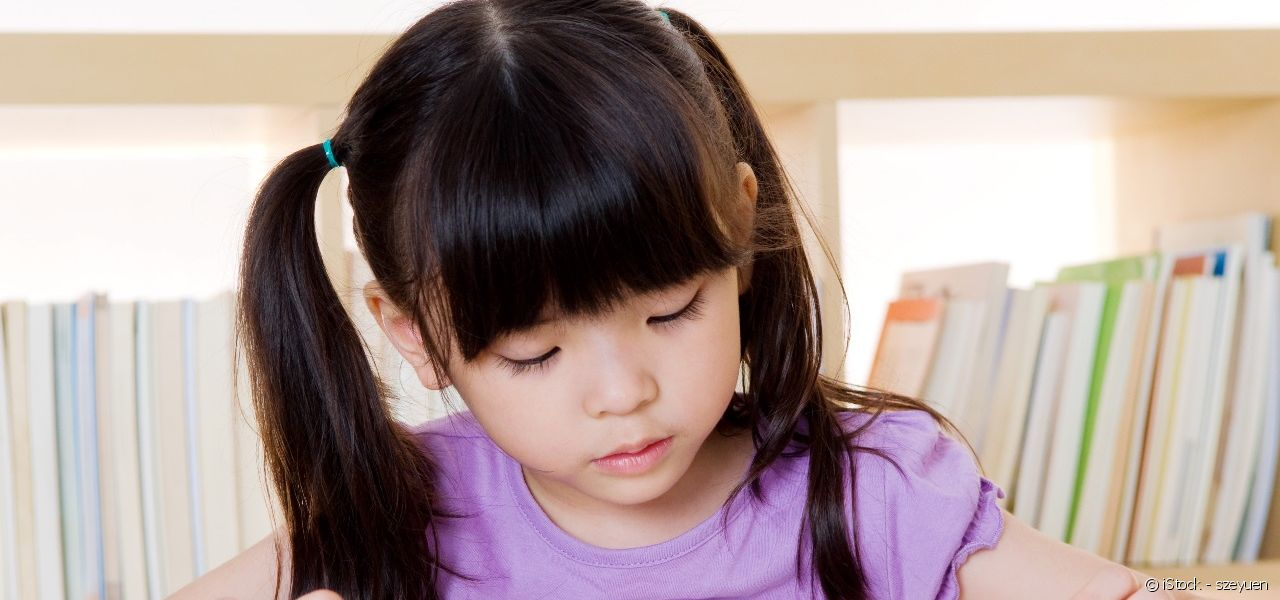 Find the right haircut to enhance your children's straight locks