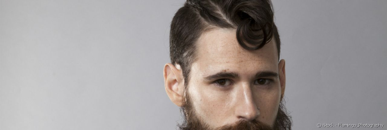 The braid is also taking men's hair by storm