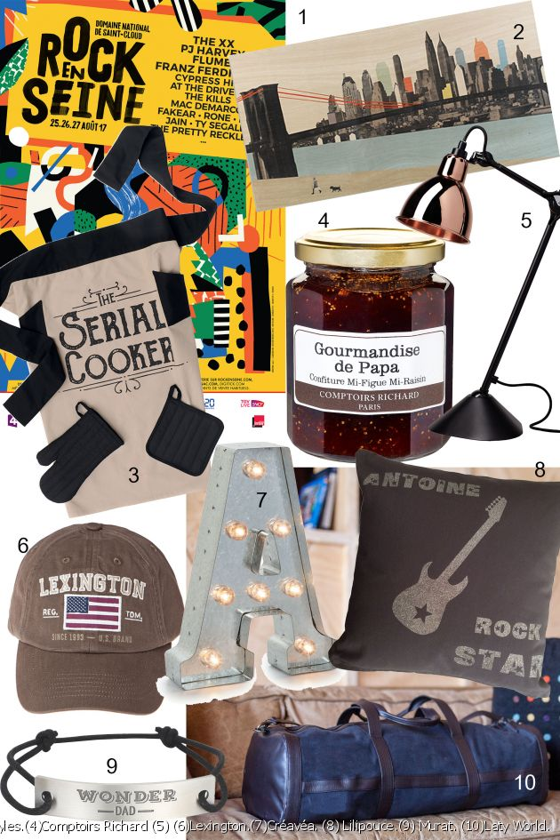 Take a look at our gift ideas to celebrate dads of all kinds