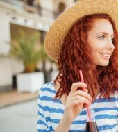 Red hair colouring: a closer look at different shades of red