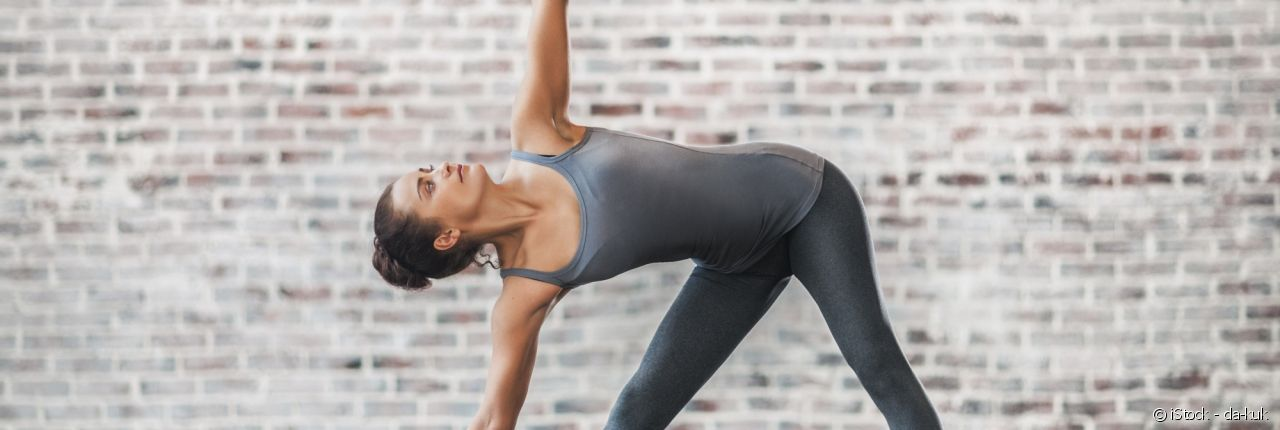 The perfect hairstyles for doing yoga