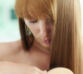 How can you detangle your hair without damaging it?
