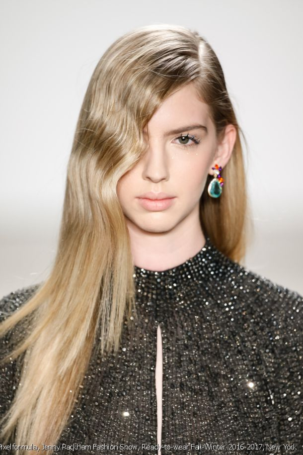 Opt for this hairstyle which is easy to wear day-to-day.