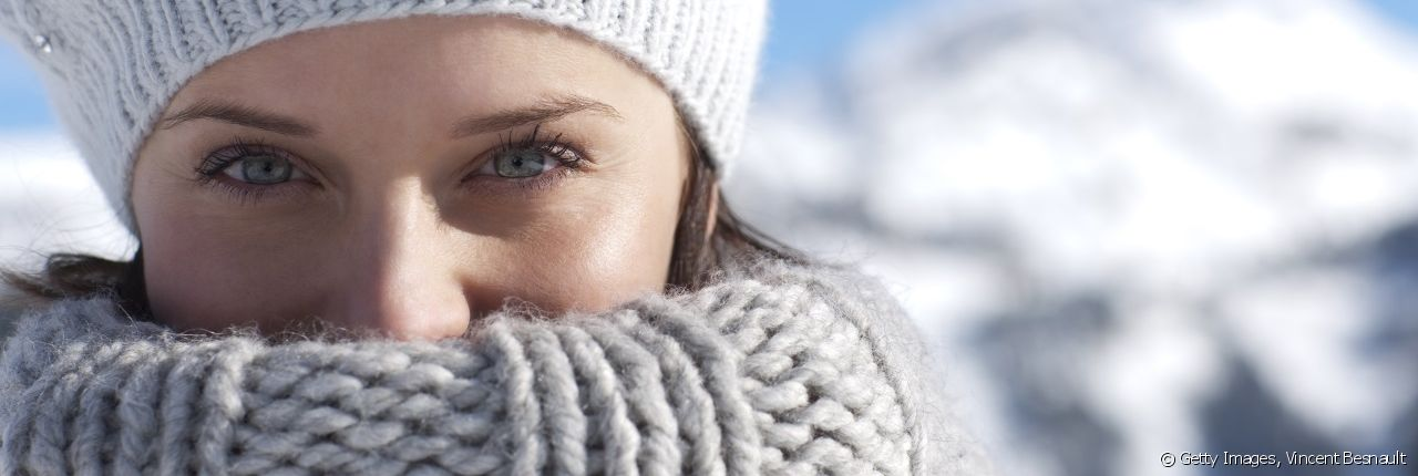Dispel any misconceptions about winter haircare.