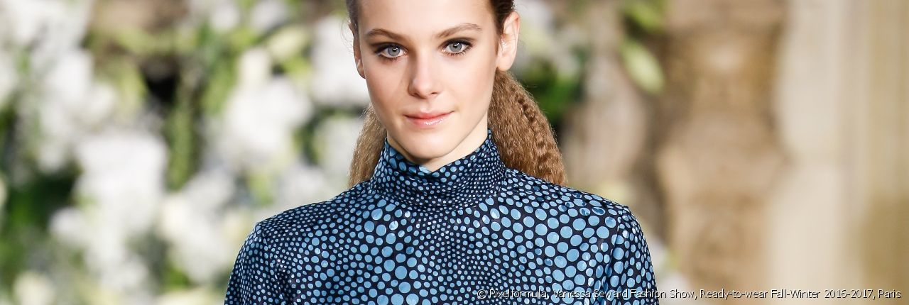 Take a look at these 3 on trend hairstyles which all adopt the crimped effect.
