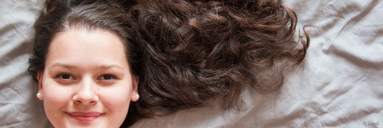 Top tips for perfect curls when you wake up