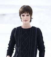 The short layered cut by Jean Louis David: a major trend this season