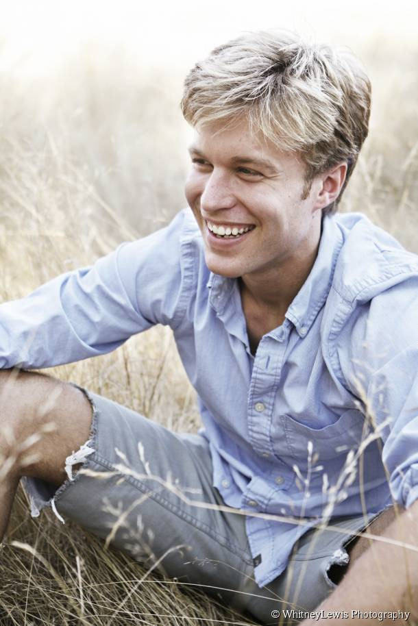 Coloring for men: how do I go blond?