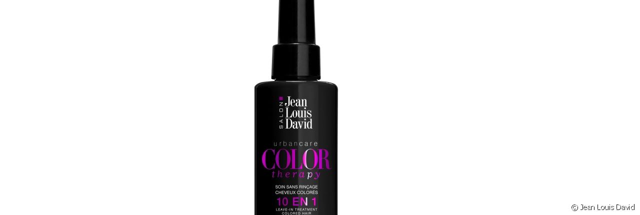 The 10 in 1 treatment from the Color Therapy range.