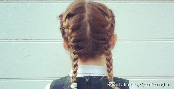 French plaits are this season's star hairstyle.