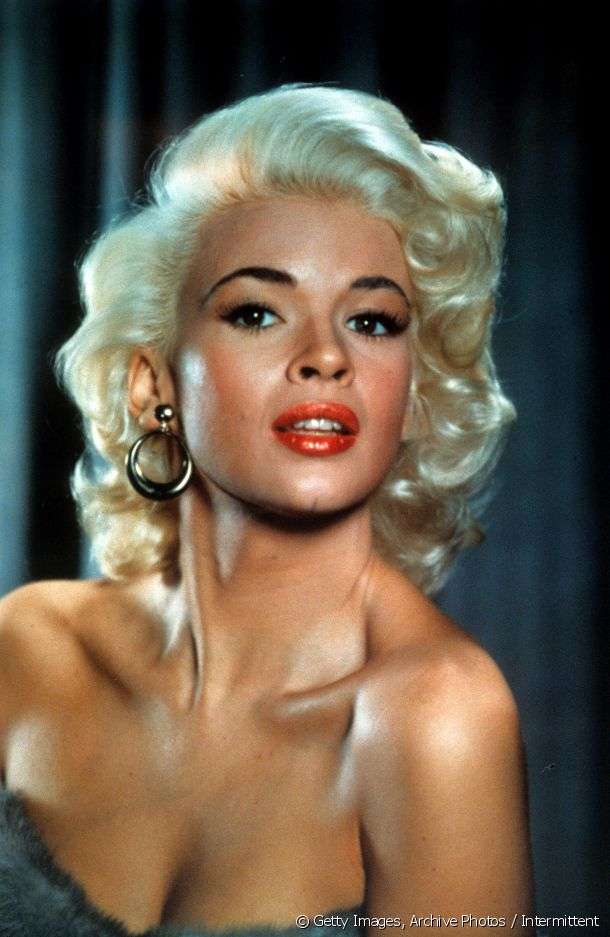 Jayne Mansfield, an incredible actress from the 50s.