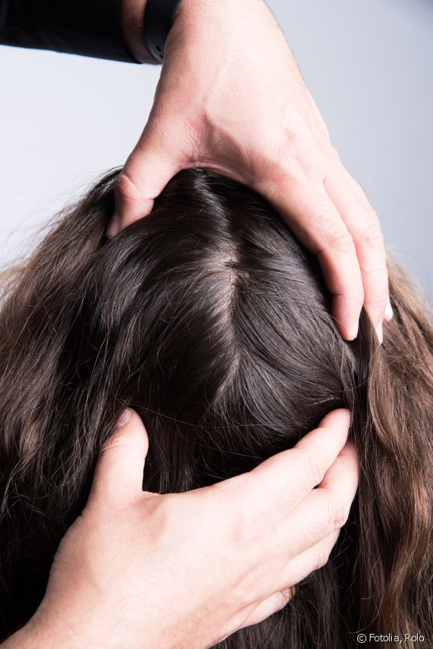 How to rehydrate a dry scalp?