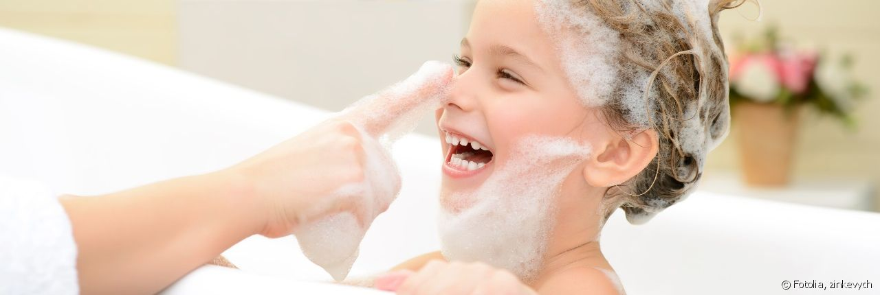 Find out how often you need to wash children's hair.