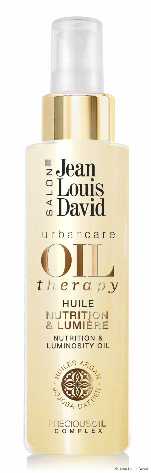 3 Jean Louis David products designed for thick hair