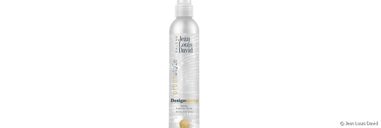 Restore your hair's volume with Design Spray