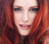 Should you go for flaming red hair?