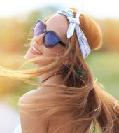 Fine hair: 4 accessories that give your hair more volume