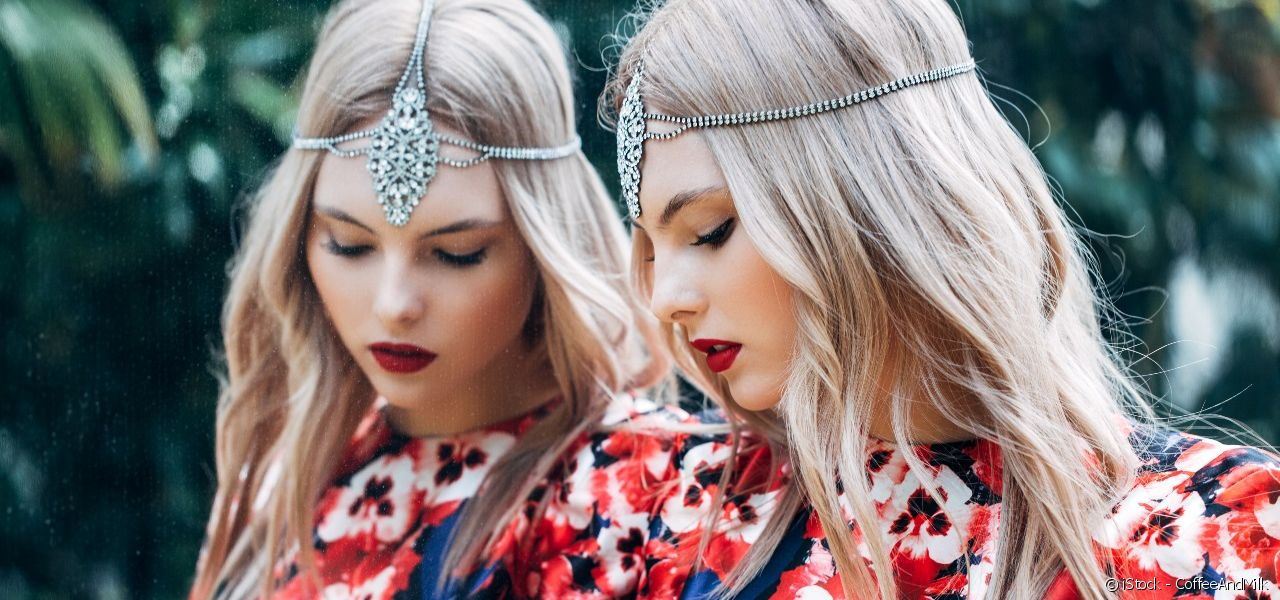 3 ways to wear hair jewellery