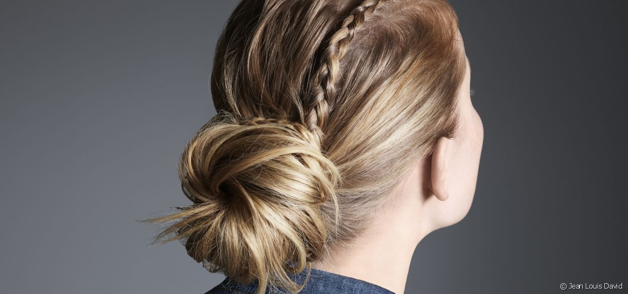 Shedding light on the Style Bar's braided ballerina bun