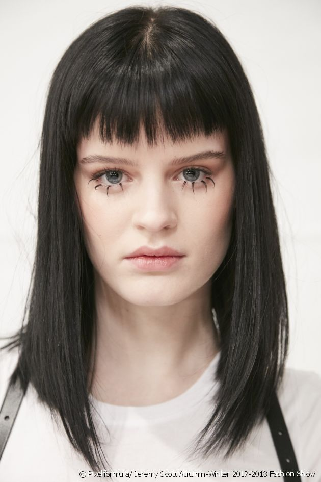 Everything you should know before cutting your fringe short