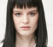 Are you brave enough to go for a cropped fringe?