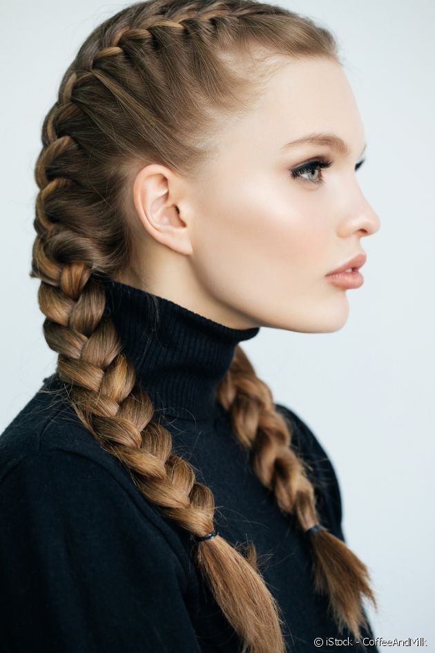 Go in for this hot must-have pair of braids.