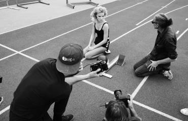 Urban Games, discover the backstage to the Spring-Summer 2016 collection