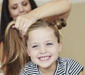 How can I properly maintain my child's hair?