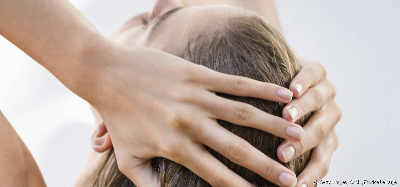 How can I stop my scalp from itching?