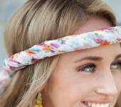 3 on trend ways to tie a scarf in your hair