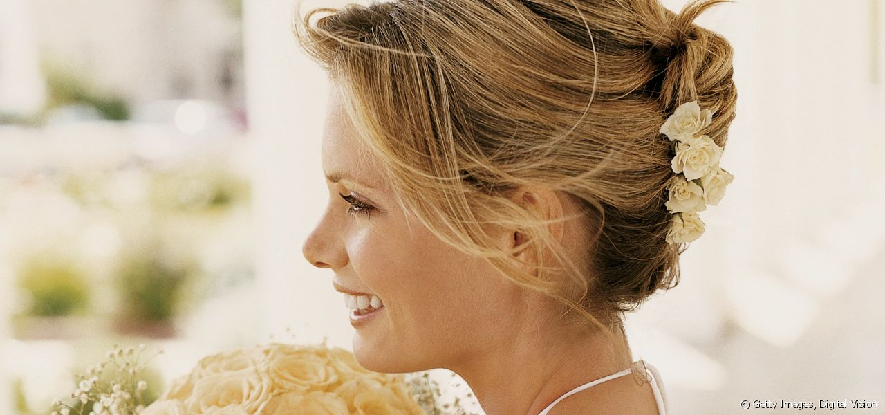 Beautiful Wedding Hairstyle For Long Hair Perfect For Any: Wedding Hairstyles: 3 Chignon Ideas For Long Hair