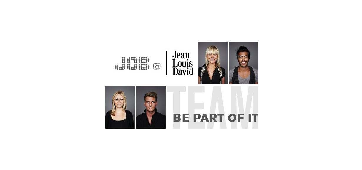 Join the Jean Louis David team!