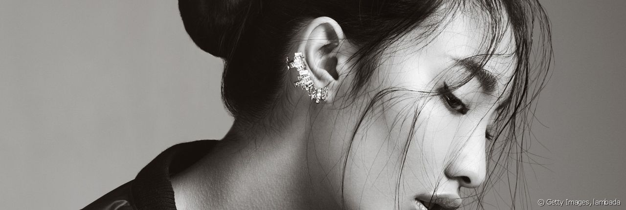 Fall in love with ear cuffs.
