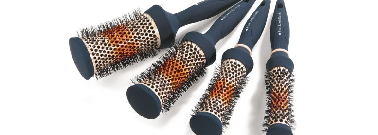 Choosing a round hair brush