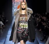 Seen on the catwalks: coloured roots