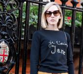 Streetstyle: the straight bob leads the trends