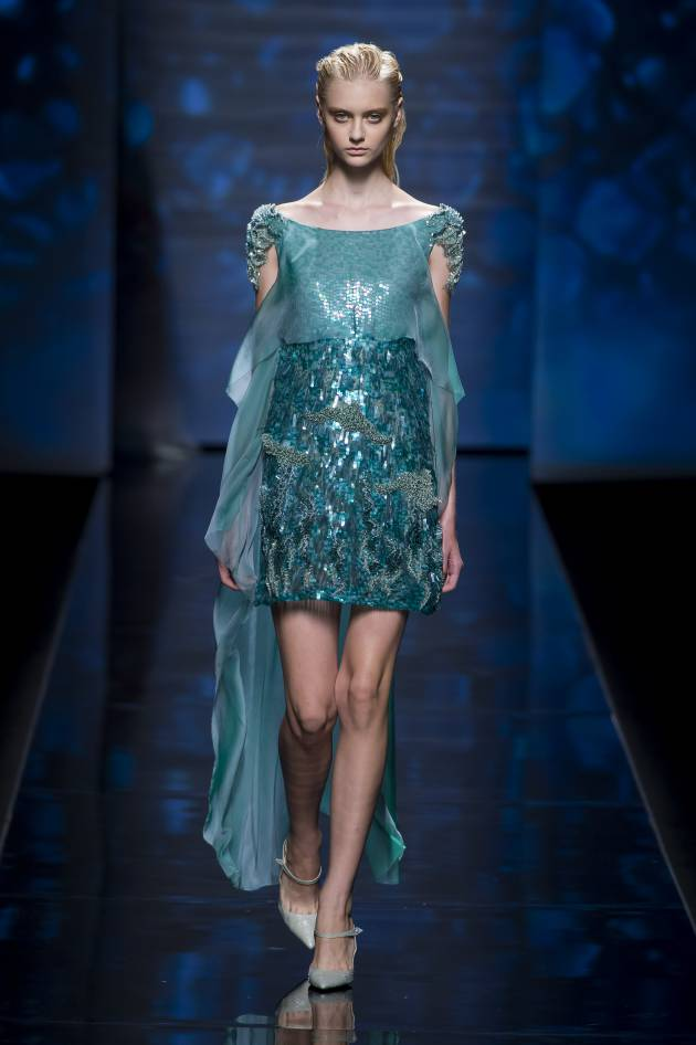 The aquatic trend: go for a neo-mermaid style