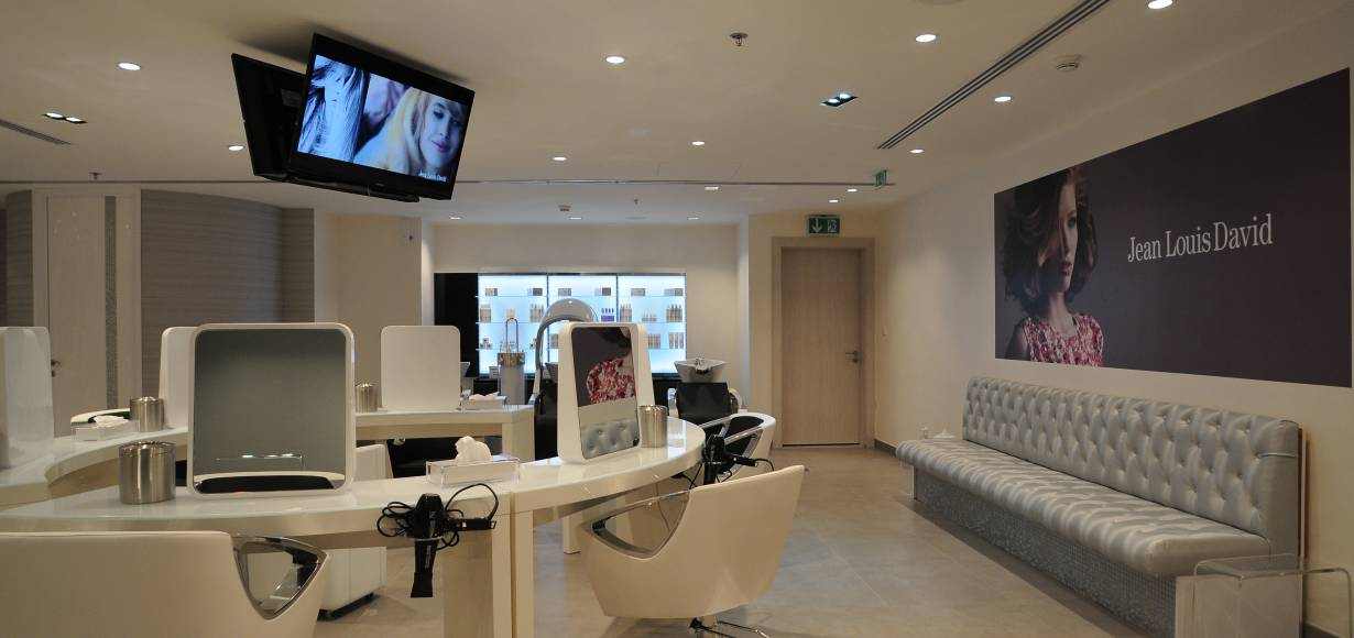 Jean Louis David opens its first salon in Saudi Arabia