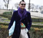 Streetstyle: holding your mohican in place