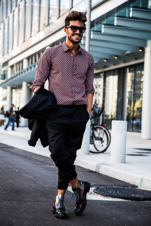 Streetstyle: Mens highlights