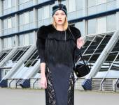 Streetstyle: the turban is on-trend this winter